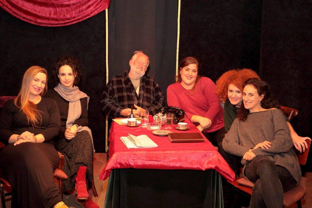 Αποχαιρετισμός του Μανόλη Πουλή και της αίθουσας Μάνος Κατράκης