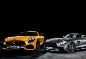 Mercedes-AMG GT S Roadster Όμορφη και γρήγορη.
