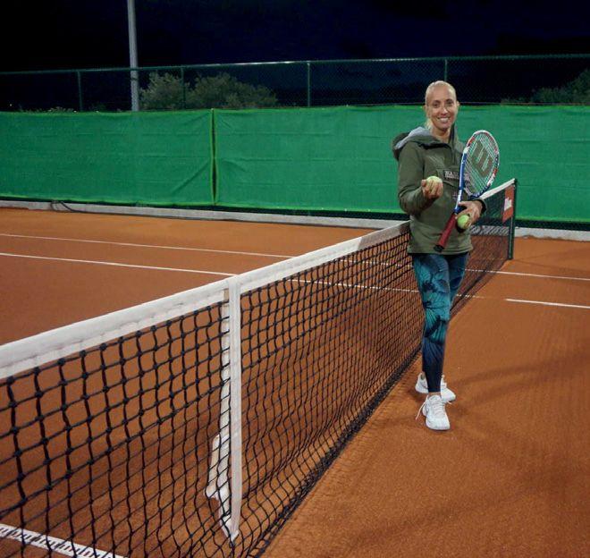 ΤΕΝΙΣ: «Άθλημα για μια ζωή»!